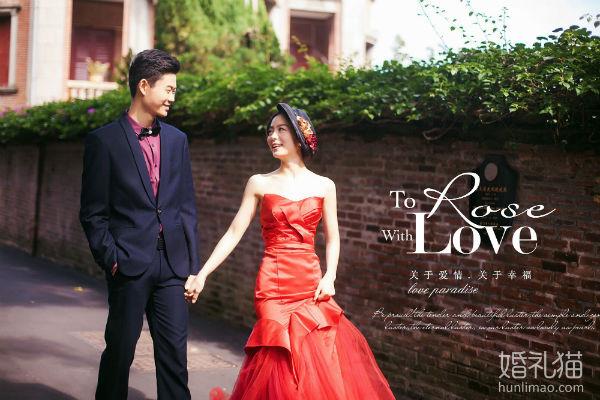 厦门婚纱照图片欣赏——关于爱情关于幸福