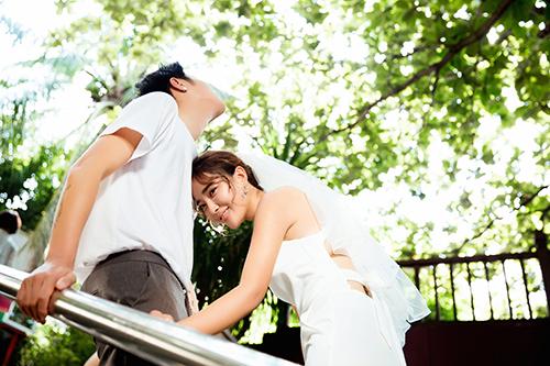百年好合图片大全,百年好合婚纱照欣赏