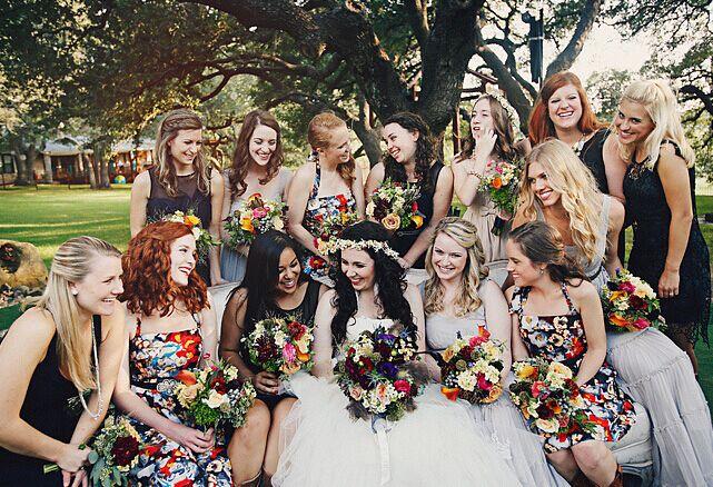 当伴娘要做什么 婚礼猫教你怎么做个合格的伴娘
