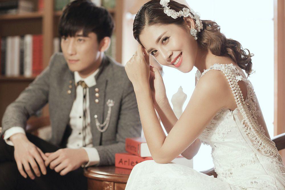 韩式新娘造型的特点是什么?