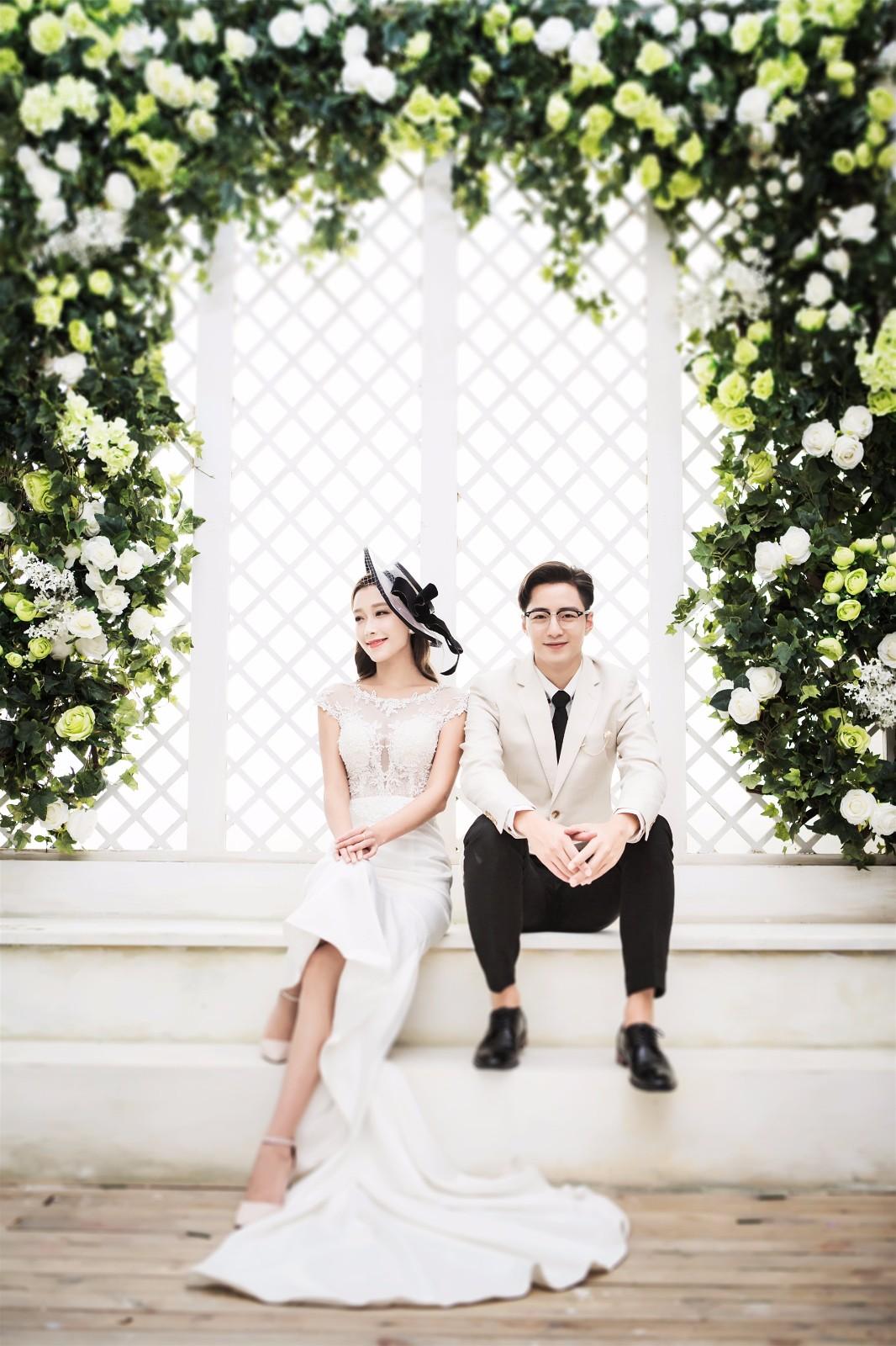 婚纱照有哪些风格?中式欧式最为畅销