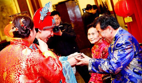 新人在婚礼上要注意婚宴礼节有哪些