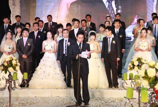 新娘新郎致辞范本 可通用的婚礼致辞