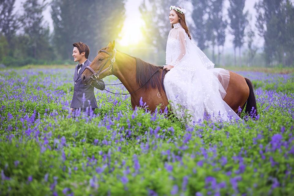 东莞婚纱摄影工作室众多,给新人们的推荐