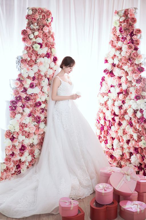 细数夏季当季婚礼花卉,打造独特夏季婚礼