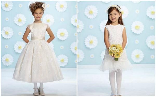 如此可爱的花童裙装礼服,怎么能错过?