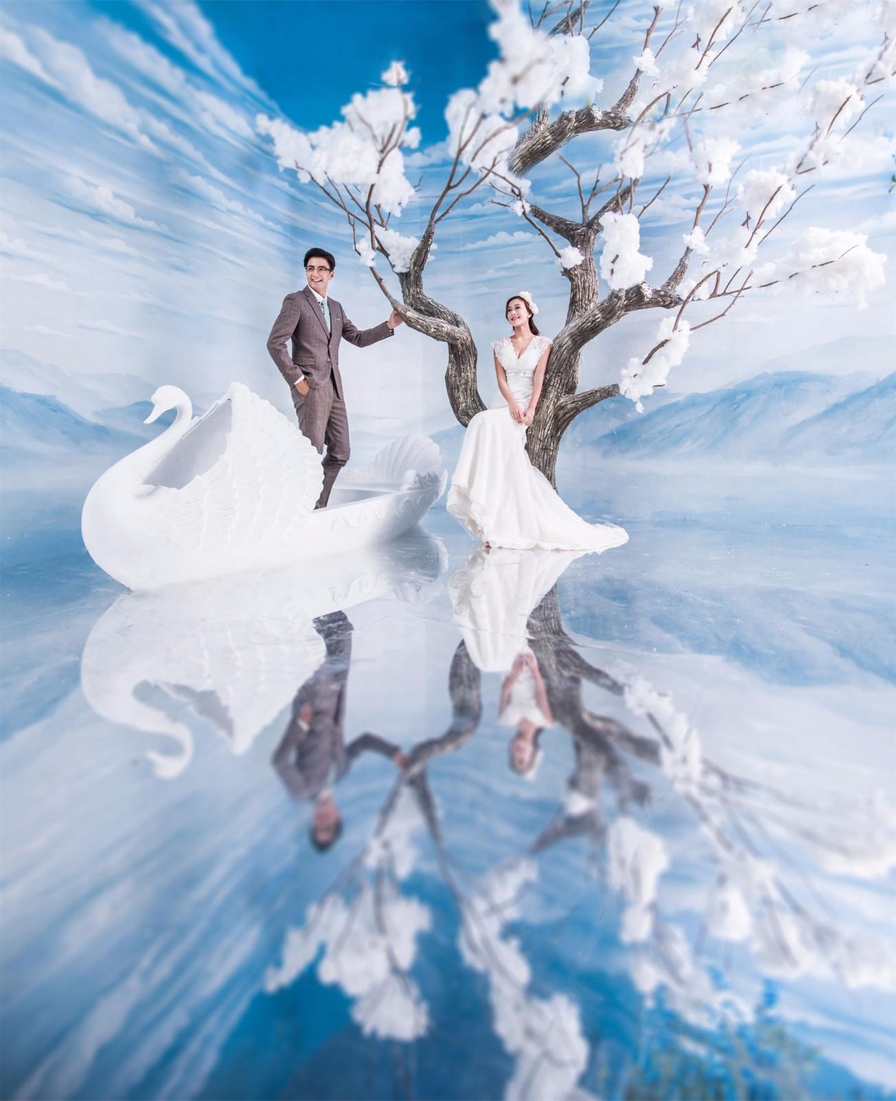 教堂婚礼流程了解了以后婚礼进行得更加的顺利
