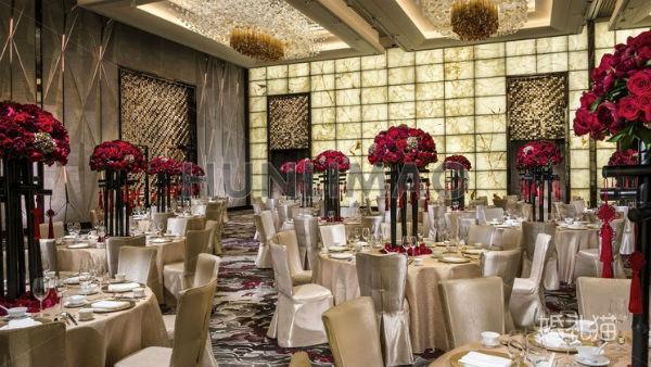 广州婚宴酒店推荐:广州四季酒店