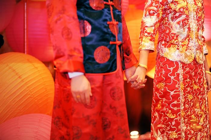 新人要注意的中式婚礼禁忌
