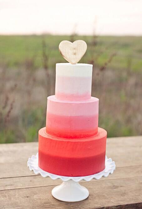 各色多层婚礼蛋糕推荐 总有一款结婚蛋糕是你最爱