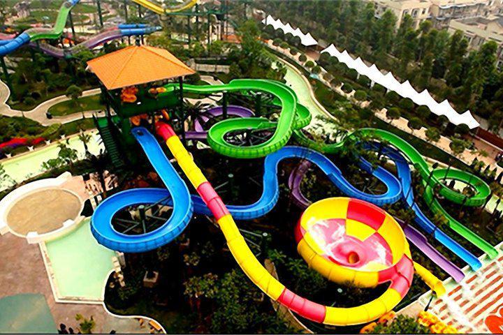 广东夏季蜜月有哪些好玩的水上乐园