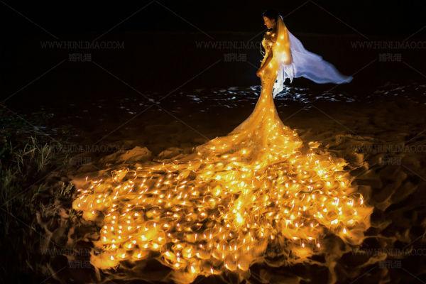 厦门婚纱照的风格效果是你喜欢的吗?婚纱照欣赏