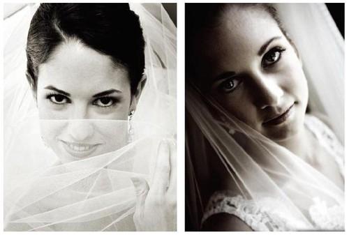 婚纱摄影入门:国外婚纱摄影新娘摆姿的技巧
