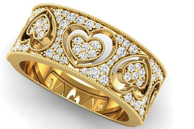 怎么辨别钻石的真假 选婚戒要慎重 婚礼猫