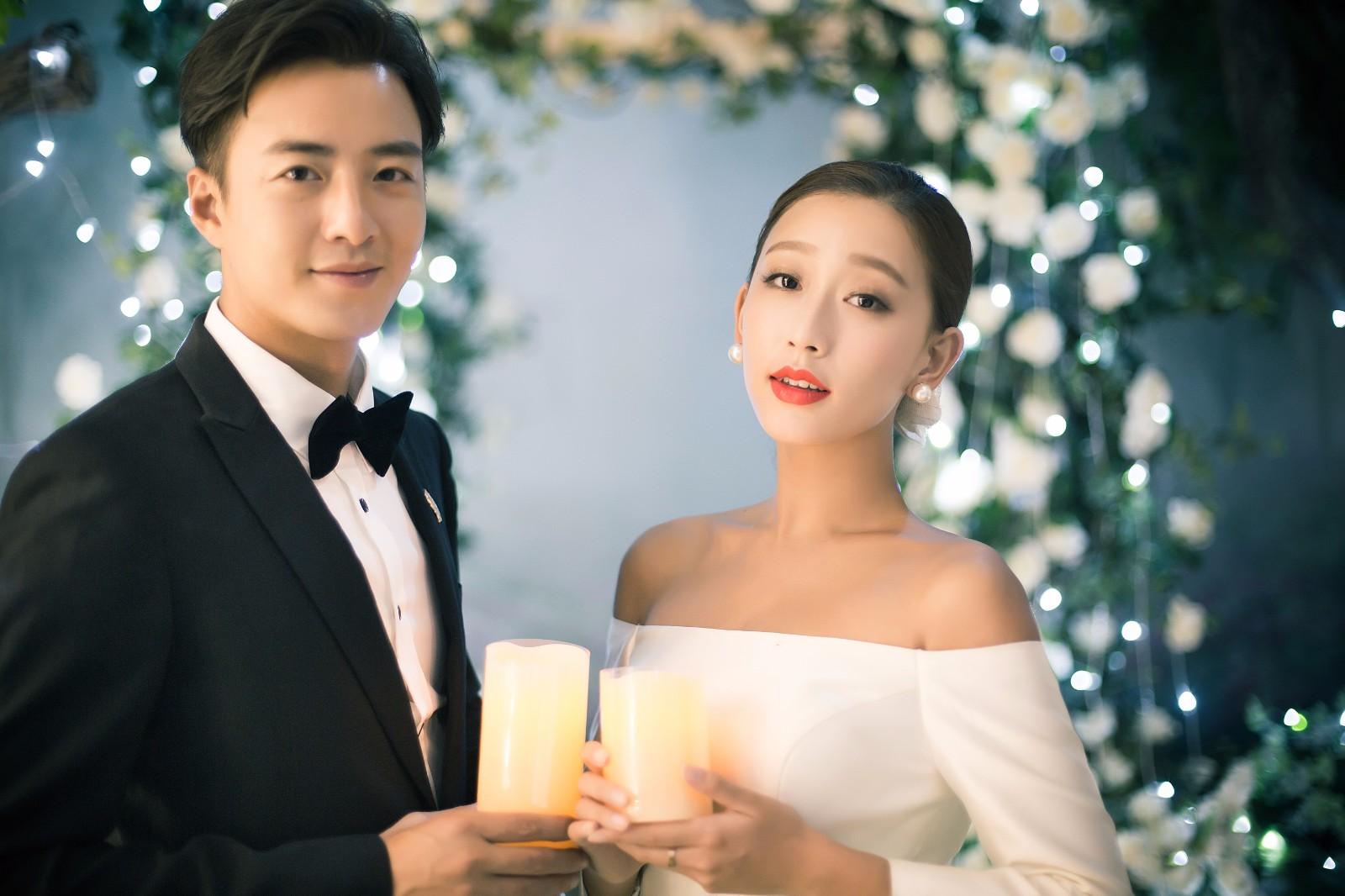 婚礼现场布置,主要是根据婚礼主题来进行的