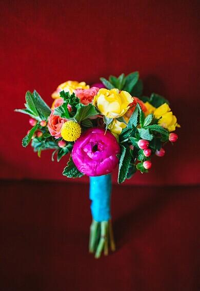 为婚礼添加缤纷色彩 婚礼布置的结婚攻略