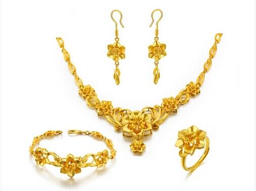 黄金首饰 购买黄金首饰的注意事项