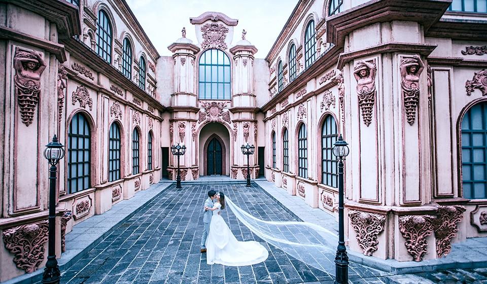 江门婚纱摄影哪家好,有一定保障的才会受到大家的欢迎