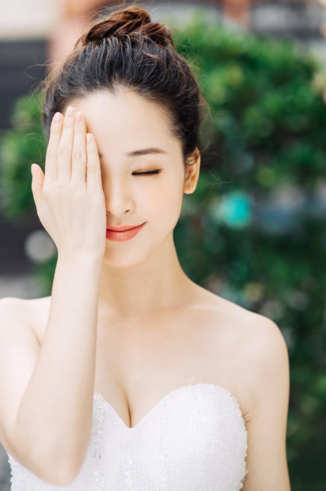 韩式新娘妆有什么特点?该怎么画?
