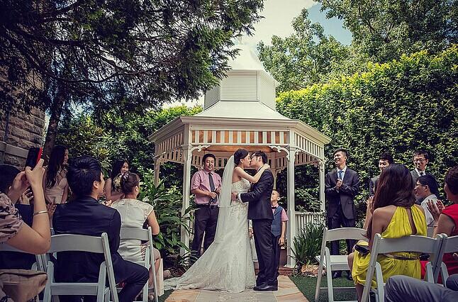 婚宴网教你8招搞定精美的婚礼布置