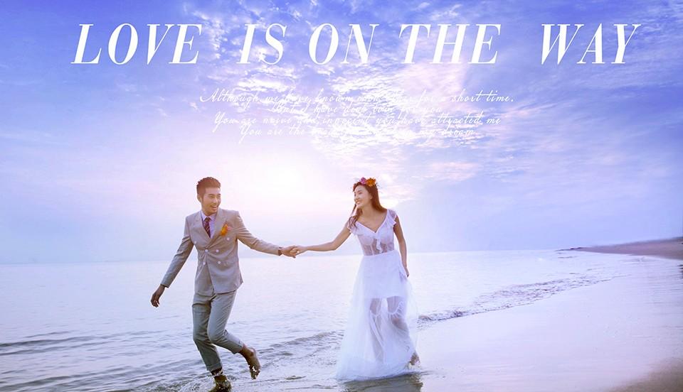 玉溪婚纱摄影景点众多,新人选择自由