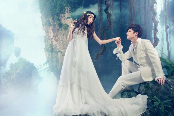 关于婚纱摄影的这些技巧,你都了解吗?