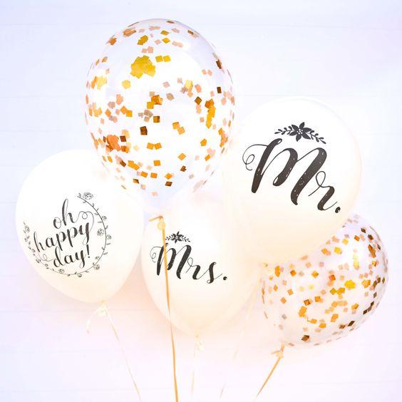 婚礼气球布置,这样才能不落俗套