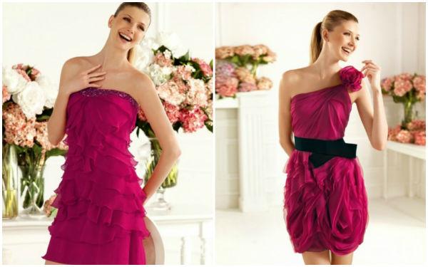 告别春日迎来夏季,婚纱礼服同样可以缤纷多彩!