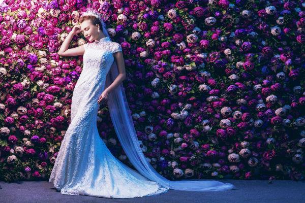 厦门婚纱摄影中哪几种婚纱最受欢迎?