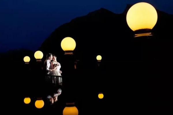 广州婚纱摄影工作室教你婚纱照的正确欣赏姿势