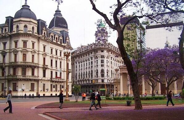 蜜月旅行去南美的布宜诺斯艾利斯 绝对有个放松好心情