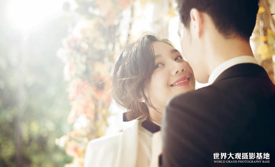 梅州小清新婚纱照怎么拍?每对新人需知