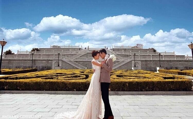近来最受欢迎的十大婚礼举办地