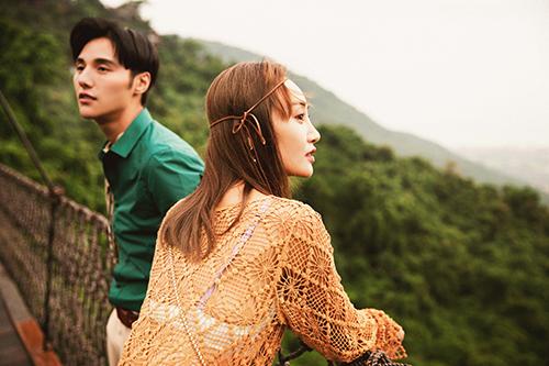 广州婚纱摄影,现代风格十足