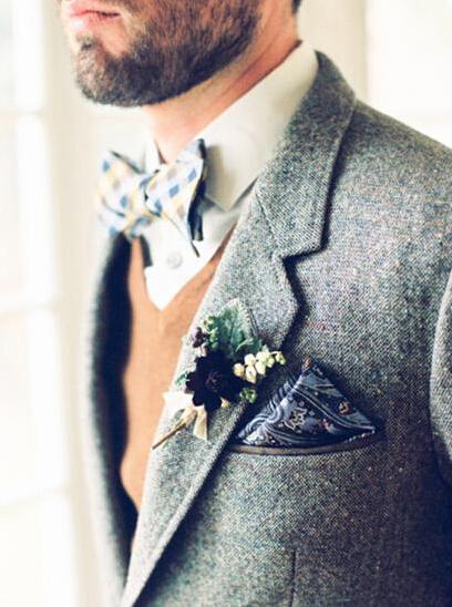 新郎礼服穿搭技巧,选好变身高富帅!