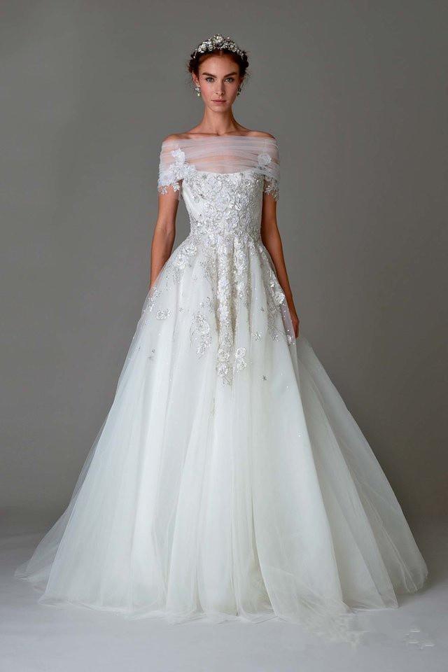 2016年婚纱流行趋势 做最美的新娘