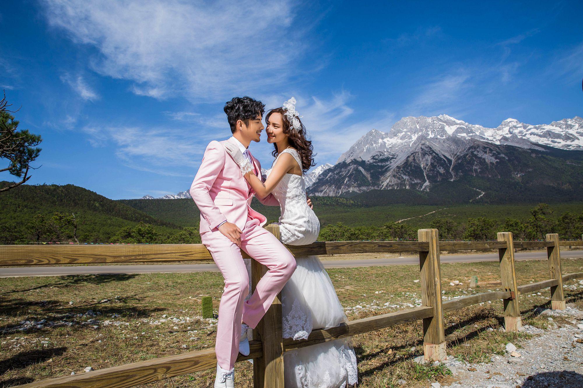 丽江拍摄婚纱照,这些景点非去不可