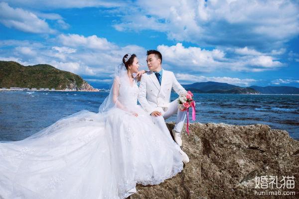 深圳婚纱摄影景点攻略:玫瑰海岸