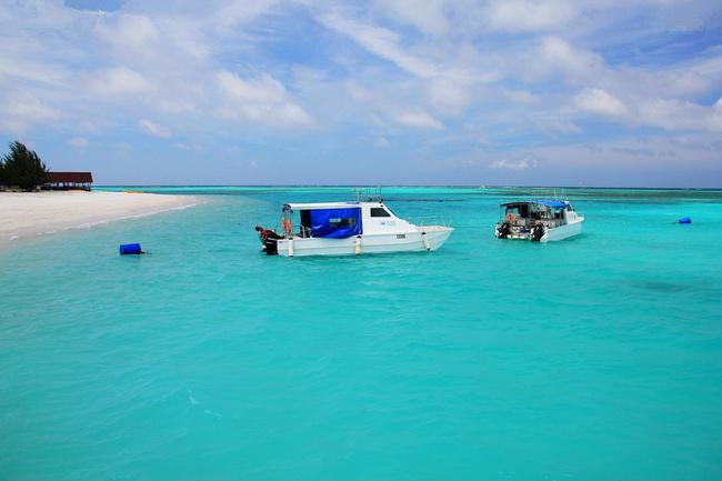 海岛控必知的沙巴私人小岛 蜜月旅行环岛游