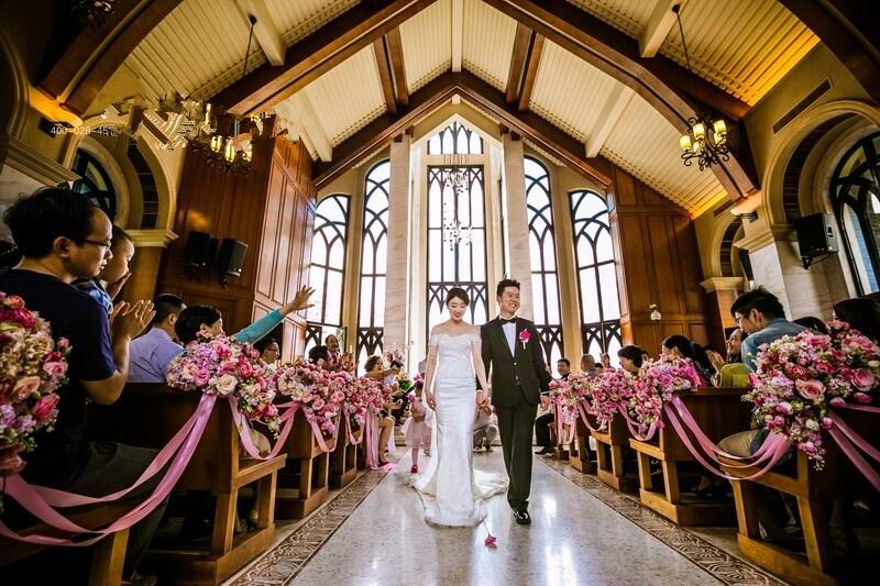 教堂婚礼穿着需要注意些什么 婚礼猫