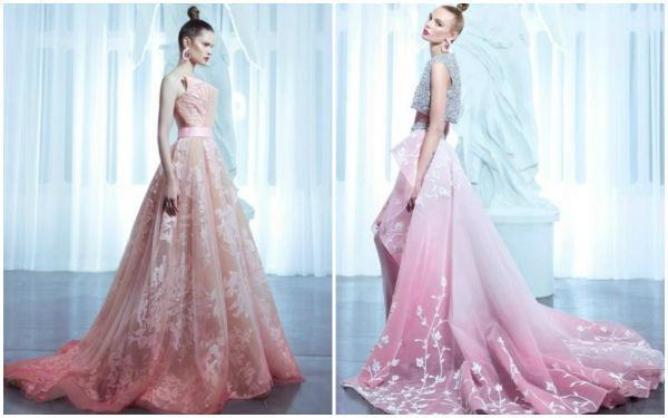 优雅高贵的婚纱礼服,惊艳动人!
