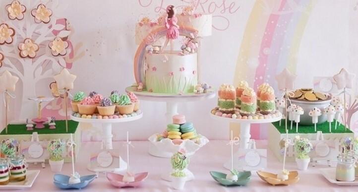 婚礼上的创意甜点 美味婚礼甜点就看这