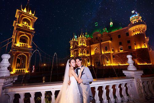 为什么这么多人选择拍海景婚纱照?去哪里拍最好?