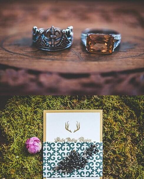 游戏主题婚礼的婚礼布置 与你浪漫陪伴