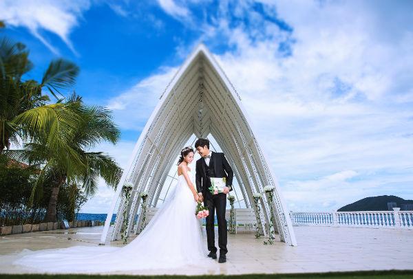 三亚婚纱照拍摄主题元素详解