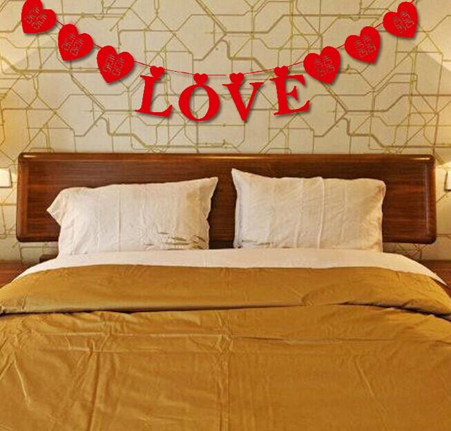 家的温暖 浪漫婚房装饰