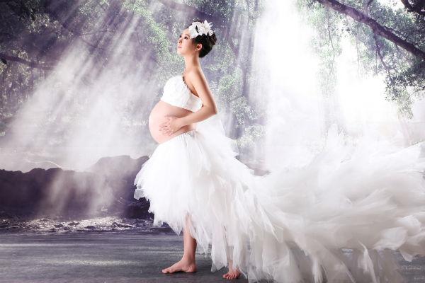 怀孕新娘能拍婚纱照吗?孕妇拍婚纱照注意事项
